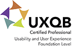 Certified Professional for Usability and User Experience - Foundation Level
